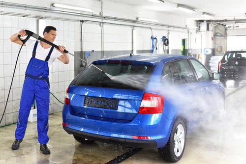 Industry & Business Industrial Cleaning