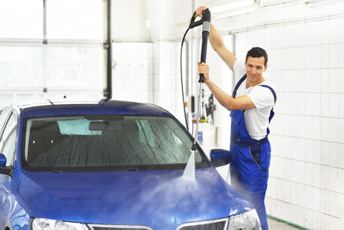 Industrial Cleaning Carwashes