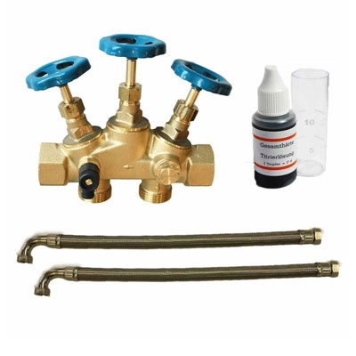 Accessories for water softeners