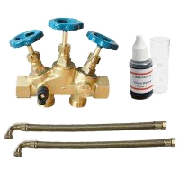 Accessories for water softeners Connecting Parts