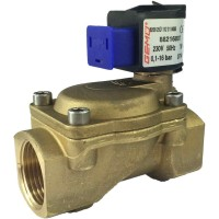 GEMÜ magnetic valve, currentlessly connected, DN 25