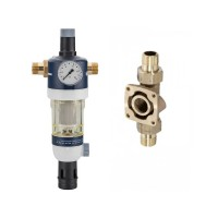 HONEYWELL Primus FK water filter 1'' with pressure reducer