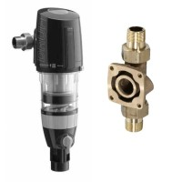 """SYR DRUFI-PLUS DFR with connection flange 1,25"""" DN32 with pressure reducer"""