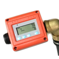 Battery-run digital conductance meter